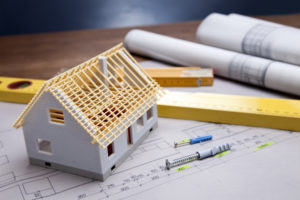 Even a newly built home needs title insurance